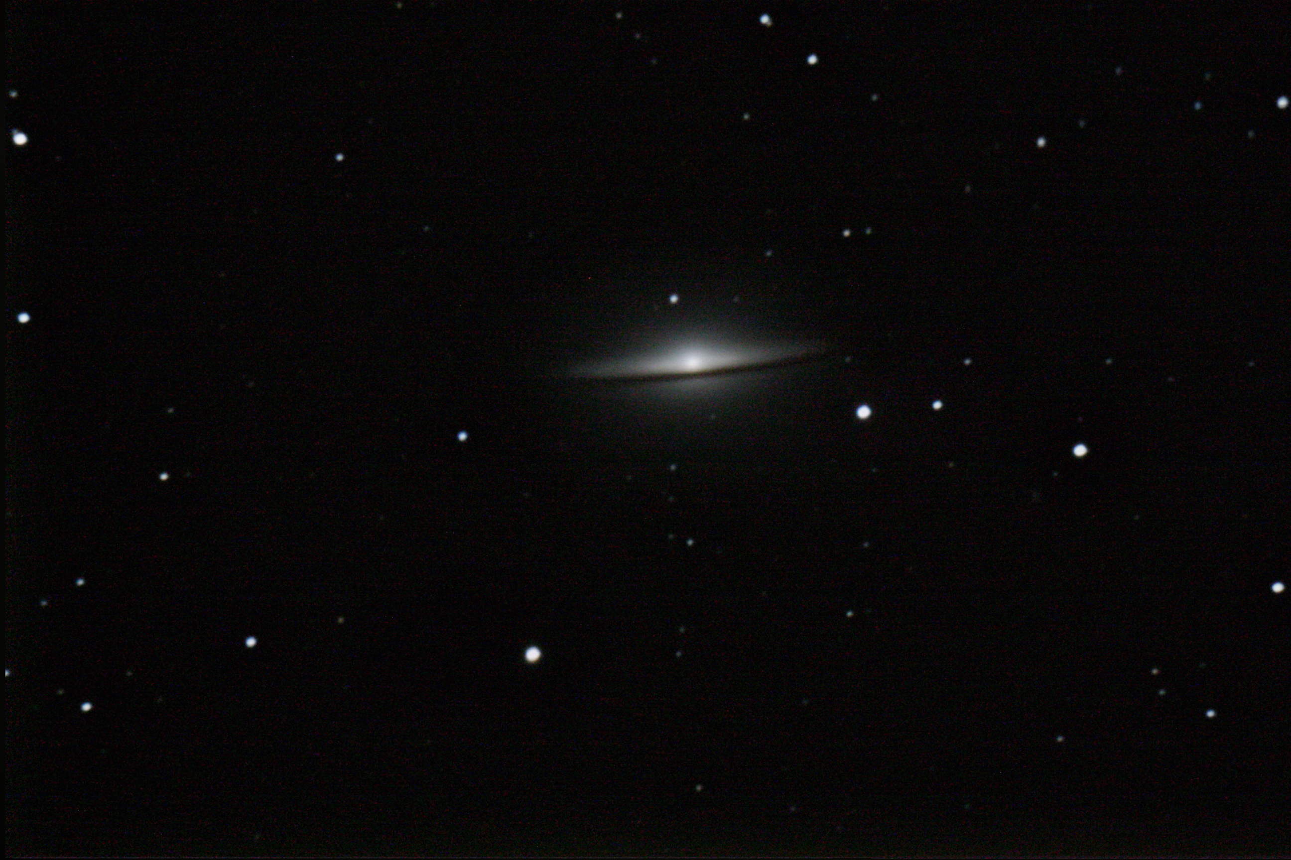 sombrero galaxy screensaver - photo #15